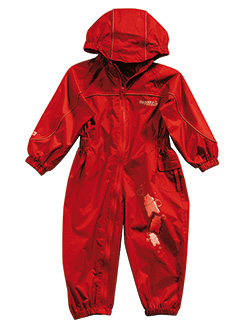 Pepper Red Puddle suits