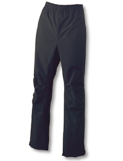Mens Black Waterproof Breathable Trousers