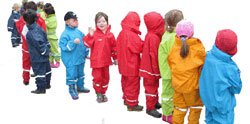 Rainwear for Kids