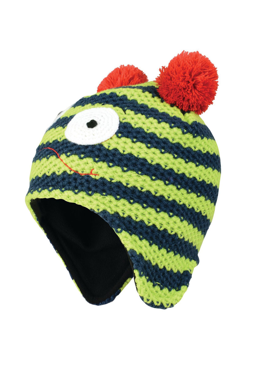 Dare 2b Cute Monster Toddler Beanie Hat