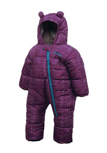 Dare 2b Bugaloo Babies Snow Suit in Purple Storm