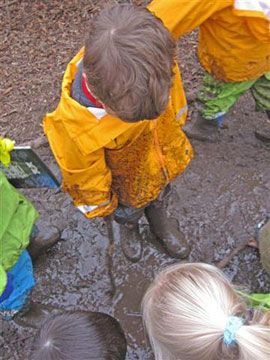 ....even more mud.....