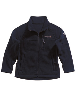 Navy Children's Fleece