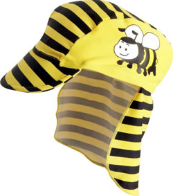 Playshoes Bee SPF 50 Sun hat