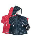 Playshoes Spotty Raincoat