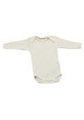Merino Wool Thermal Baby Body