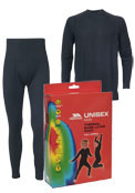 Trespass Thermal Base Layer Top & Long Johns for Kids